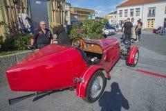 Sports car, bugatti Royalty Free Stock Photo