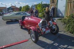 Sports car, bugatti Royalty Free Stock Photography