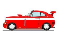 Sports car. Stock Image