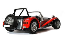 Sports car caterham seven Royalty Free Stock Photography