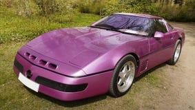 Sports Car Chevrolet Corvette Royalty Free Stock Photo