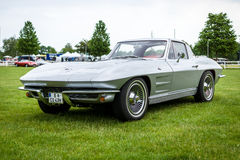Sports car Chevrolet Corvette Sting Ray Coupe. Stock Photography