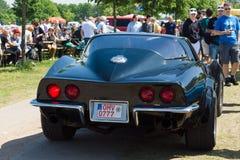 A sports car Chevrolet Corvette Stingray Coupe Stock Photos