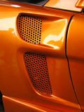 Sports car closeup #2 Stock Photo
