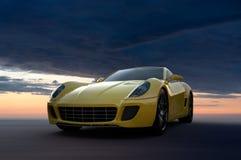 Sports car Stock Photos