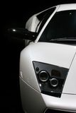 Sports Car Face Stock Image