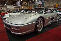 Sports car Ferrari F355 GTS, 1998 Royalty Free Stock Photos