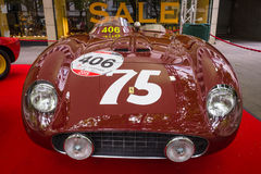 Sports car Ferrari 500 TR, 1956 Stock Photos