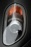 Sports Car Head light. Royalty Free Stock Photo