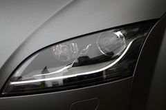 Sports Car Head light. Royalty Free Stock Image