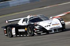 Sports Car,Maserati MC12(FIA GT) royalty free stock image