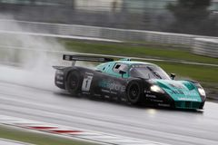 Sports Car,Maserati MC12(FIA GT) Stock Image