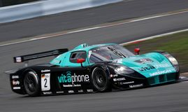 Sports Car,Maserati MC12(FIA GT) Royalty Free Stock Images