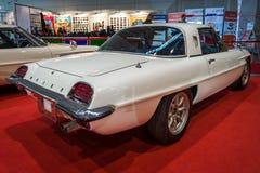 Sports car Mazda Cosmo Sport 110S, Series II, 1970. Royalty Free Stock Photo