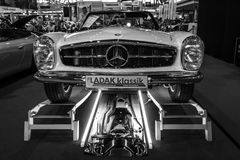 Sports car Mercedes-Benz 230SL W113 Pagoda, 1965. Royalty Free Stock Photography