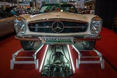 Sports car Mercedes-Benz 230SL W113 Pagoda, 1965. Stock Image