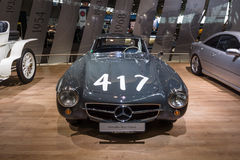 Sports car Mercedes-Benz 300SL W198, 1955. Royalty Free Stock Image