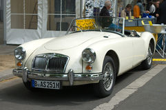 Sports Car MG MGA Stock Photos
