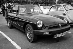Sports car MGB GT V8, body designed by Pininfarina Stock Image