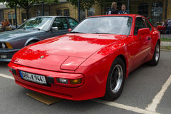 Sports car Porsche 924 Royalty Free Stock Image