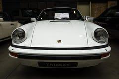 Sports car Porsche 911 Cabriolet Stock Image