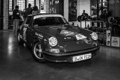 Sports car Porsche 911 Carrera RS Royalty Free Stock Images