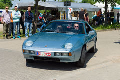 Sports car, Porsche 928 Royalty Free Stock Images