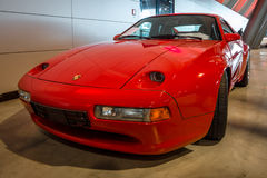Sports car Porsche 928 S4 Strosek Design. Royalty Free Stock Image