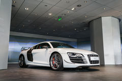 Sports car for sale Stock Photo