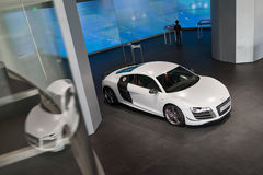 Sports car for sale Royalty Free Stock Image