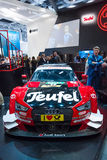 Sports car Teufel Audi RS5 DTM. Royalty Free Stock Image