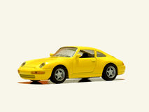 Sports car toy 5 Stock Photos