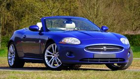 Sports Car, Vehicle, Transportation Royalty Free Stock Photo