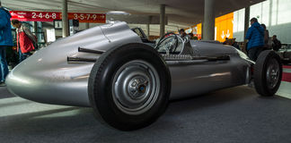 Sports car Veritas Meteor, 1950. Royalty Free Stock Photos