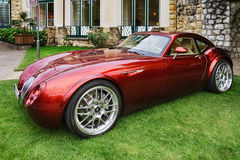 Sports car Wiesmann Royalty Free Stock Image