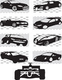 Sports Cars Stock Images