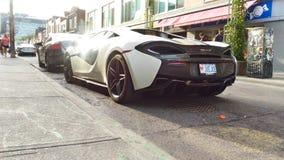 McLaren royalty free stock photos