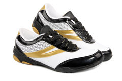Sports casual shoes Stock Image