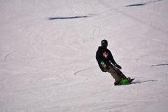 Sports chinois de ski Image libre de droits