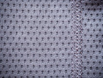 Sports clothing fabric jersey texture. Background Royalty Free Stock Photo