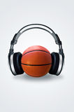 Sports Commentator Royalty Free Stock Photo