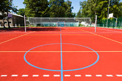 Sports complex Stock Photography