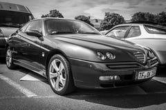 Sports coupe Alfa Romeo GTV V6 TB Royalty Free Stock Image