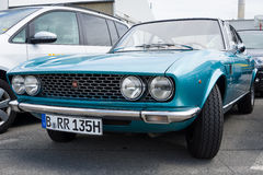 Sports coupe Fiat Dino 2000 Stock Photos