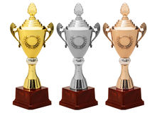 Sports Cup Royalty Free Stock Images