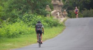 Sports Cycling Stock Photo