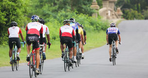 Sports Cycling Stock Image
