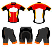 Sports cycling vest Stock Photos