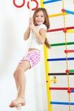 Sports d'enfants photo libre de droits