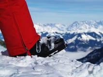 Sports d'hiver Image libre de droits